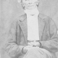 James J. and Miranda Grandberry Joyce moved from Mississippi to Texas in 1852 with their children, grandmother, a slave named Charlotte and her son, Dan. Courtesy of Joyce family